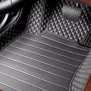 五福金牛迈畅系列全包围皮革汽车脚垫荣威950专用99元