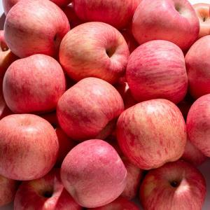 3斤正宗烟台红富士苹果一级糖心条纹新鲜当季脆甜水果整箱12.9元(需用券)