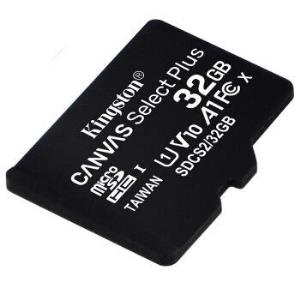 金士顿(Kingston)32GB读速100MB/sU1A1V10switch内存卡28.5元