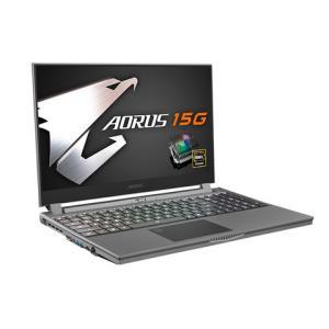 GIGABYTE技嘉Aorus15G-WB15.6英寸游戏本(i7-10875H、16GB、傲腾512GSSD、RTX2070) 13979元包邮