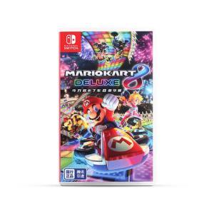 国行Nintendo任天堂马力欧卡丁车8豪华版游戏卡带国行游戏实体卡。 220元