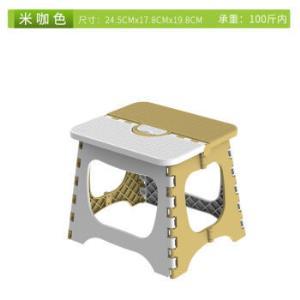 折叠小凳子户外塑料便携钓鱼马扎 13.9元(需用券)