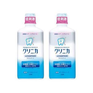 LION狮王CLINICA齿力佳ADVANTAGE抗感漱口水450ml2瓶装*2件    83.64元(合41.82元/件)