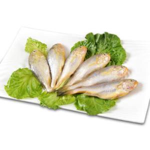 海福特海捕小黄花鱼净重1kg28-32条海鲜水产生鲜烧烤食材*9件    209.54元(需用券,合23.28元/件)
