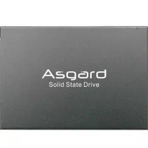 Asgard阿斯加特AS系列SATA3固态硬盘2TB    1099元包邮
