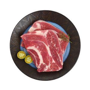 米奥食品阿根廷原切谷饲上脑牛排1kg5片装    178元,可优惠至89元