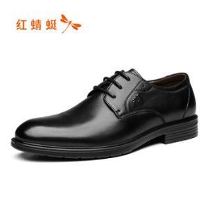 REDDRAGONFLY红蜻蜓WTA73761男士系带皮鞋    159元(需用券)
