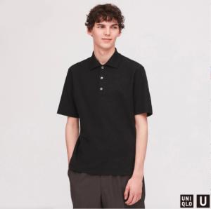 UNIQLO优衣库U系列SUPIMACOTTON423241POLO衫1 99元