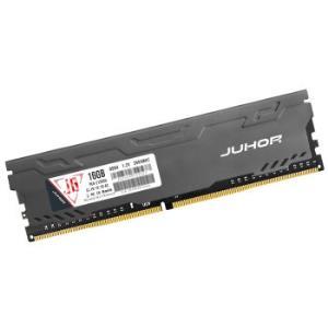 JUHOR玖合精工DDR42666MHz台式内存条16GB 269元