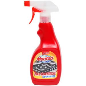 Mootaa厨房重油污净欧洲进口厨房油污清洁剂油烟机玻璃瓷砖清洁剂去污剂强力去油污500ml*2件 32元(合16元/件)