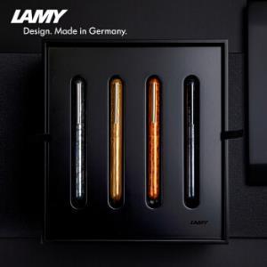 LAMY德国凌美焦点系列生漆特别版春夏秋冬设计师款墨水笔礼盒套装高档收藏 198000元