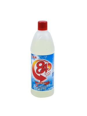 洁康森84消毒液500g*2瓶    7.9元(需用券)
