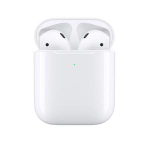 Apple苹果Airpods2无线蓝牙耳机无线充电版858元