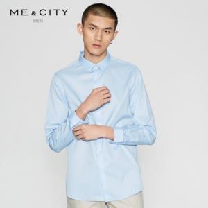 MECITY527160男士长袖衬衫 99元
