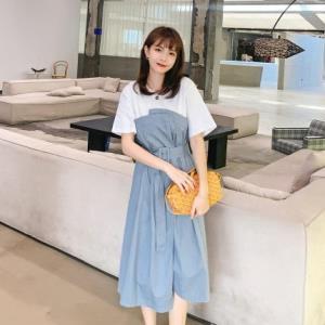 七格格9MB2259Z-8女款时尚温柔风连衣裙 159元