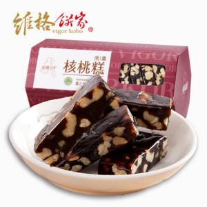 维格饼家南枣核桃糕200g 58元包邮(需用券)