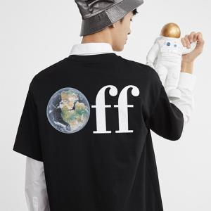 PEACEBIRDMEN太平鸟太空系列BWDAA1116反光短袖T恤 低至145.8元(需用券)