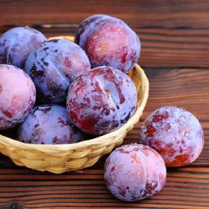 陕西黑布林李子水果新鲜包邮当季脆李黄肉恐龙蛋酸甜大批发10斤 19.8元