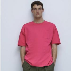 ZARA04087429630男士短袖T恤 99元