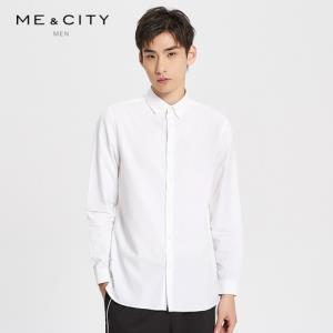 Me&City527323男士长袖打底衫 89元