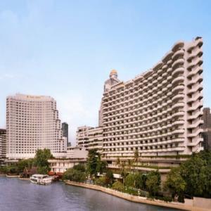 有效期至2021年!泰国曼谷香格里拉酒店1-2晚套餐含早餐 1680元/2晚,合840元/晚