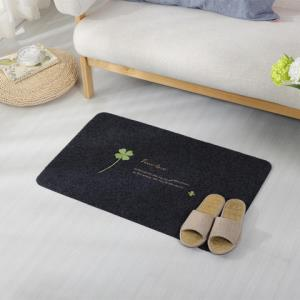 地垫门垫进门入户门口地毯卧室浴室卫生间吸水家用厨房防滑脚垫子 3.31元(需用券)