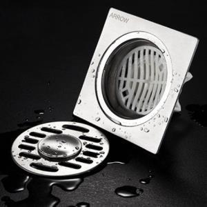 ARROW箭牌AE5108不锈钢地漏洗衣机专用    29.5元