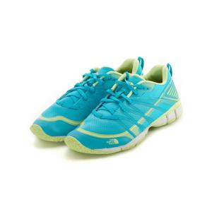 THENORTHFACE北面防滑耐磨抓地透气舒适女款户外跑鞋运动鞋 229元