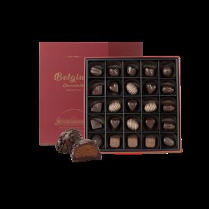 网易严选比利时巧克力礼盒325克    189元