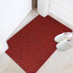 洁力家用门垫进门入户防滑黑红40*60*3件+凑单品    24.7元(需用券,合8.23元/件)