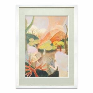 买买艺术张越艺术版画客厅装饰画玄关装饰画 299元