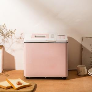 柏翠PE6600家用全自动面包机双管蛋糕和面智能多功能早餐机揉面机 309元