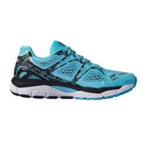 必迈bmai女子马拉松专业跑步鞋女训练鞋MILE42K网面透气定支持舒适大底跑步鞋跑鞋跑马浅水蓝35