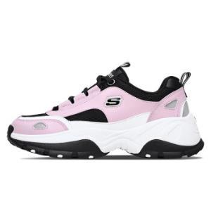 斯凯奇经典熊猫鞋88888327/PKBK粉色