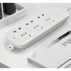 京东PLUS会员:万寻多孔插线板六位白色1.8米 19.9元(需用券)