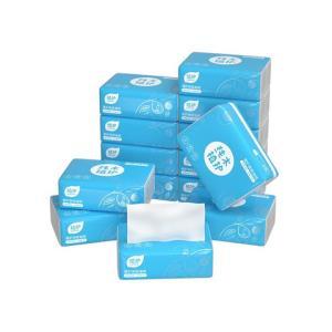 植护原木本色抽纸4层*240张*10包装 7.9元包邮(需用券)
