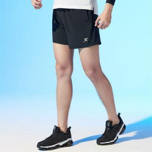 XTEP特步梭织男式运动短裤58元