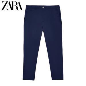 ZARA07545450400男士休闲裤 99元