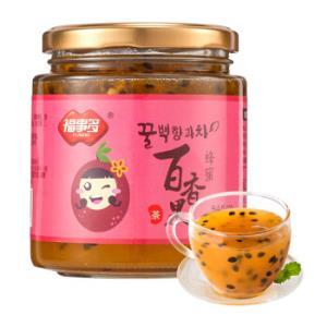 福事多百香果茶600g*11件162.11元(需用券,合14.74元/件)
