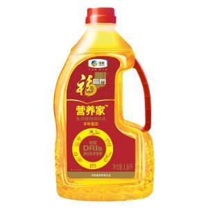 福临门非转基因营养家食用调和油1.8L*5件 149.55元(需用券,合29.91元/件)