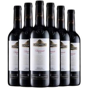 XINGYUNSHI幸运石干红葡萄酒750ml*6支装DOC级520179元包邮(双重优惠)