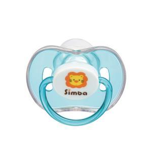 Simba小狮王辛巴硅胶安抚奶嘴*2件 19.9元(合9.95元/件)