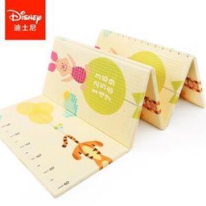 Disney迪士尼儿童XPE爬行垫150*200*1cm 63元包邮(需用券)