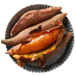 京东PLUS会员:西瓜红红心蜜薯农家新鲜地瓜1斤装*5件 8.5元(需用券,合1.7元/件)