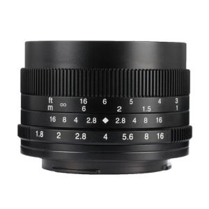 7artisans七工匠50mmF1.8定焦镜头 398元