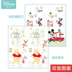 Disney迪士尼爬行垫加厚宝宝折叠爬爬垫XPE180*200*2 133元包邮