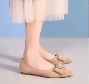 DUSTO大东20C1636A女士甜美小单鞋 29元