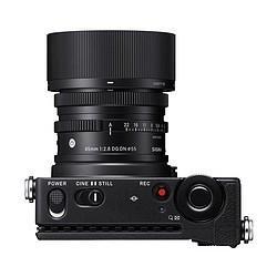 SIGMA适马FP全画幅微单相机套机(45mmF2.8) 12399元