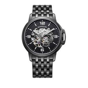 罗西尼(ROSSINI)手表钟表雅尊商务系列时尚潮流时尚镂空钢带自动机械表男士手表517793B04D*2件    2660元(合1330元/件)