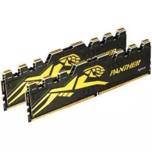 Apacer/宇瞻内存条DDR4黑豹2666MHZ台式机电脑内存条8G*2 379元